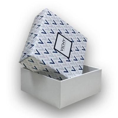 УФ печать по металлизированному картону